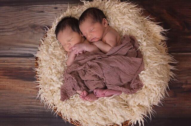 ciąża bliźniacza panorama test płeć płodu dla każdego z bliźniąt